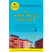 """Five Things I Learned from Gretchen Rubin's """"The Happiness Project"""""""
