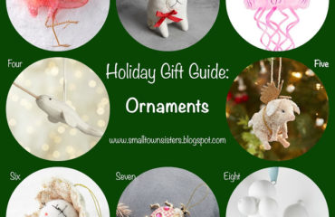 Holiday Gift Guide 2016 — Christmas Ornaments