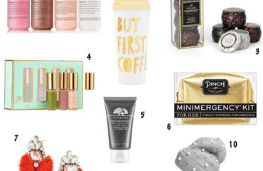Holiday Gift Guide 2016: Stocking Stuffers for Her