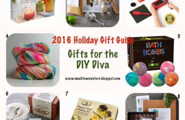 Holiday Gift Guide 2016 — DIY Diva
