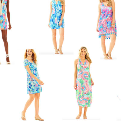 My Favorite Dresses from the Lilly Pulitzer After Party Sale…