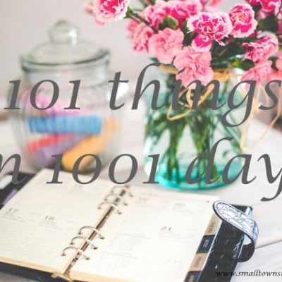 101 in 1001 Days