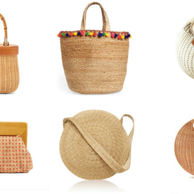 Natural Bags for Summer….