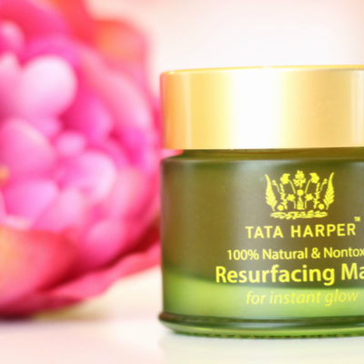 My Favorite Face Mask — Tata Harper Resurfacing Mask