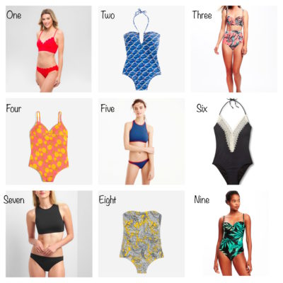 Buy Now | Wear Later — Bathing Suits