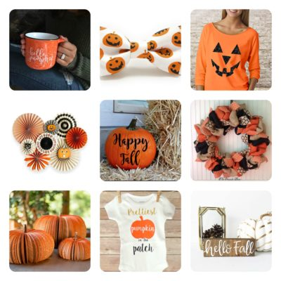 Celebrate Fall with Etsy