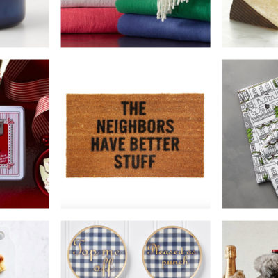 Holiday Gift Guide #2: Hostess Gifts