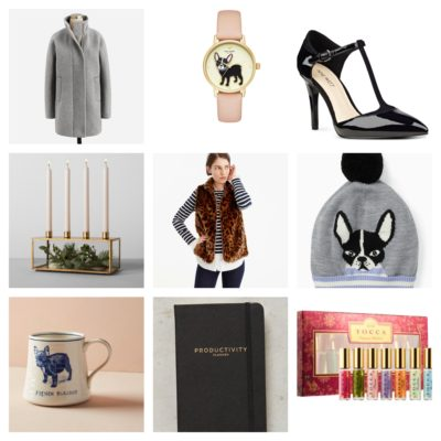 Holiday Gift Guide #1: My Wish List