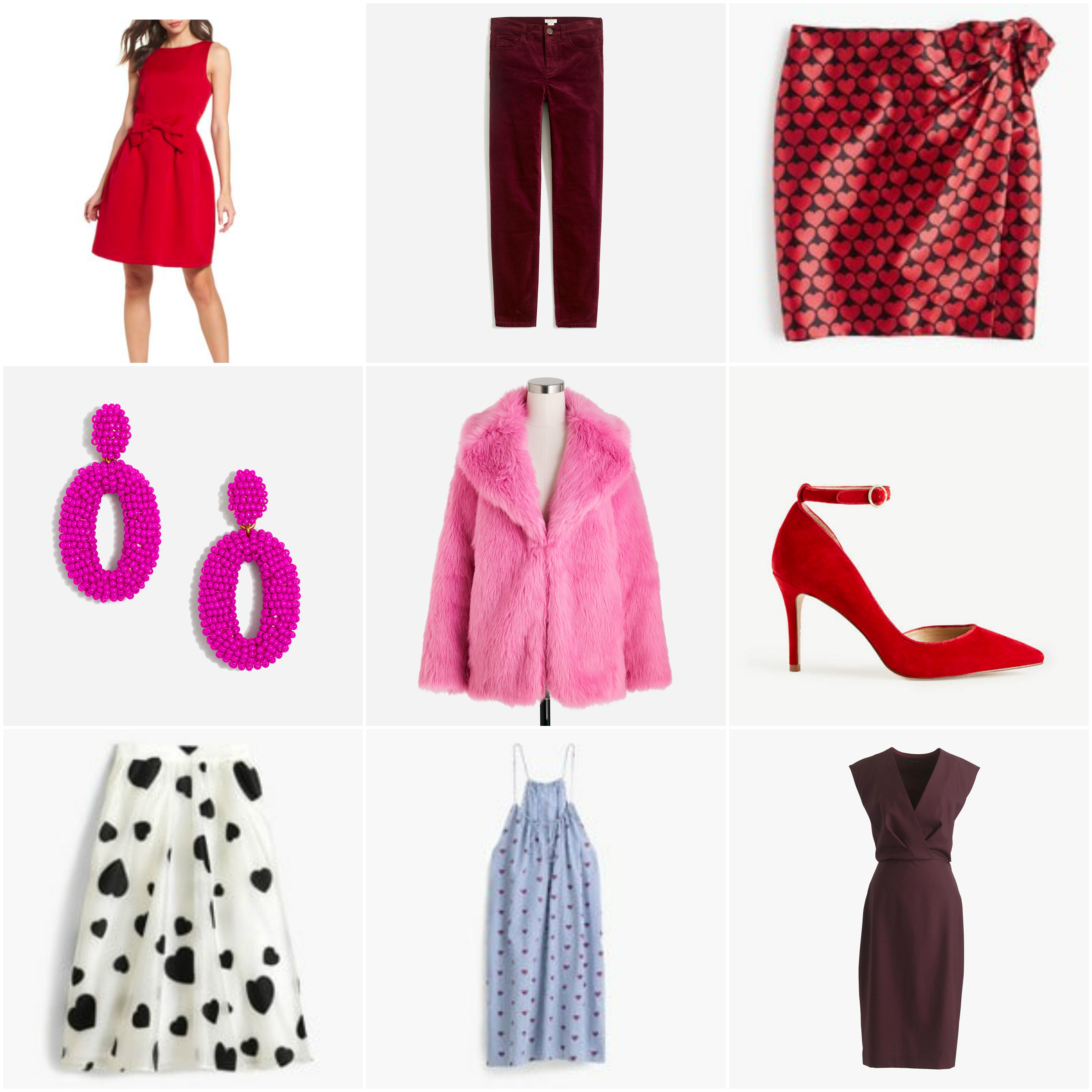 Valentine's Day Outfit Inspo…