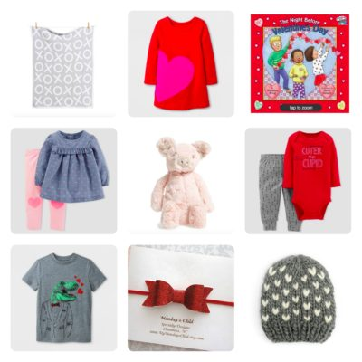 Valentine's Day Gifts for the Littles…